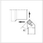 ■京セラ 外径加工用ホルダ PSSNR2525M-12 京セラ(株)[TR-1425498]