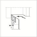 ■京セラ 外径加工用ホルダ PDJNR2525M-15 京セラ(株)[TR-1425781]