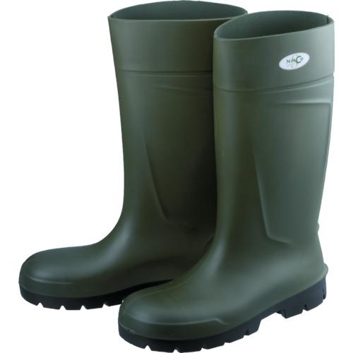 ■シモン 安全長靴 ウレタンブーツ 24.0cm〔品番:SFB-24.0〕[TR-1525549]