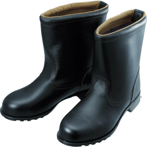 ■シモン 安全靴 半長靴 FD44 24.5cm FD44-24.5 (株)シモン[TR-1577867]