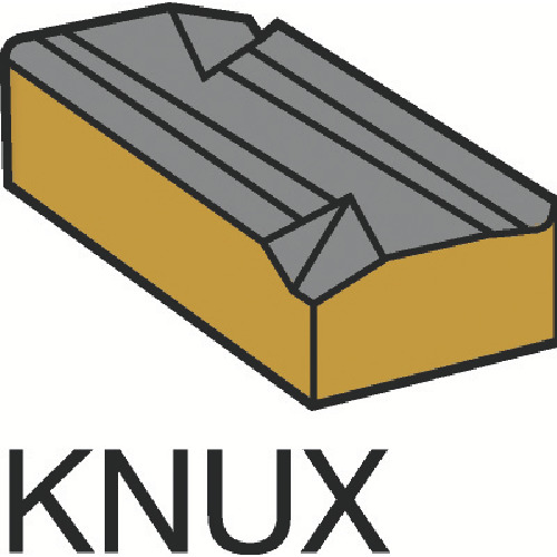 ■サンドビック T-MAX 旋削用ネガ・チップ S1P S1P 10個入 〔品番:KNUX〕[TR-1736540×10]