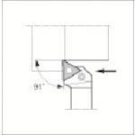 ■京セラ 外径加工用ホルダ PTGNL2020K-16 京セラ(株)[TR-1751425]