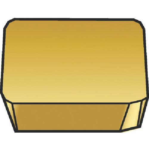 ■サンドビック フライスカッター用チップ H13A H13A 10個入 〔品番:SPKN〕[TR-2065401×10]