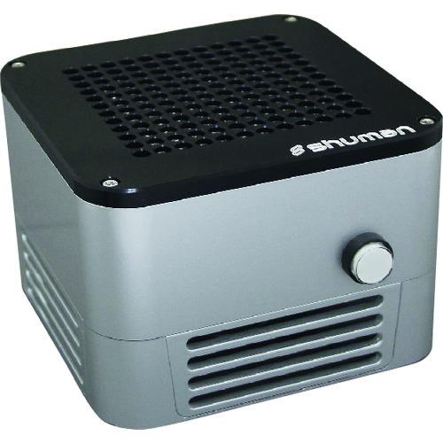 シューマン 脱臭器 ■SHUMAN 保障 Cube PRO シルバー 直送 送料別途見積り 法人 TR-2066382 購買 品番:MA06S 事業所限定
