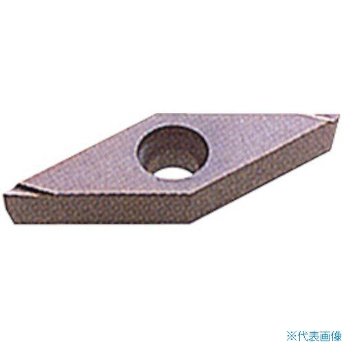 ■三菱 チップ HTI10(10個) VBGT160404L-F [TR-2279673×10]