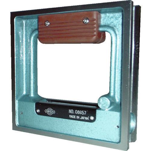 ■TRUSCO 角型精密水準器 A級 寸法150X150 感度0.02 TSL-A1502 トラスコ中山(株)[TR-2397226]