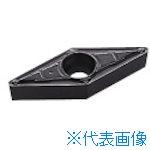 ■三菱 M級ダイヤコート旋削チップ UE6020(10個) VCMT080202-MV [TR-2592380×10]