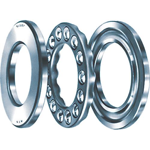 ■NTN A小径小形ボールベアリング軸軌道径90mmハウジング径135mm幅35mm 51218 [TR-2637600]