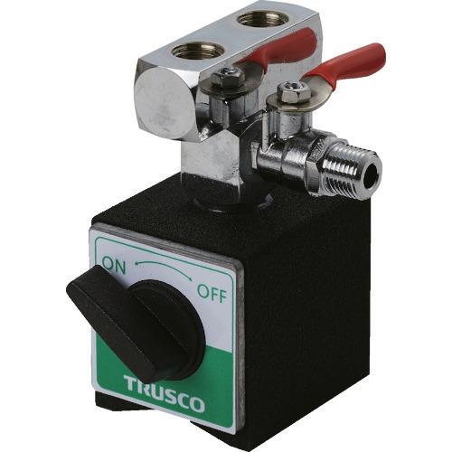 トラスコ中山 株 ツーリング 治工具 冷却装置 ■TRUSCO ノズルなし 低価格 有名な TMBC-2 TR-2787172 2軸用 マグネットベースクーラント