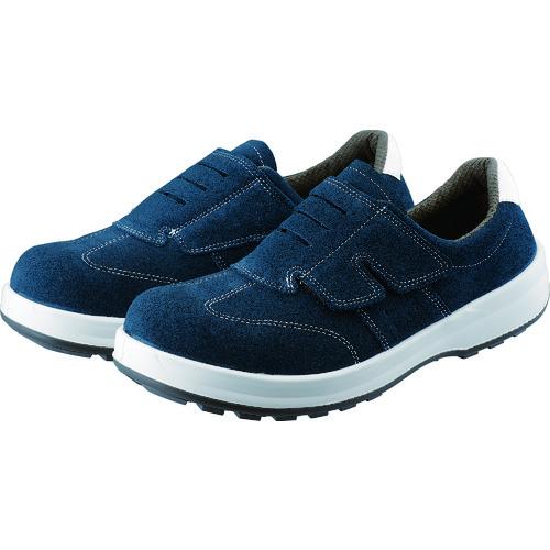 ■シモン 安全靴 短靴マジック式 SS18BV 26.5cm SS18BV-26.5 シモン[TR-2811898]