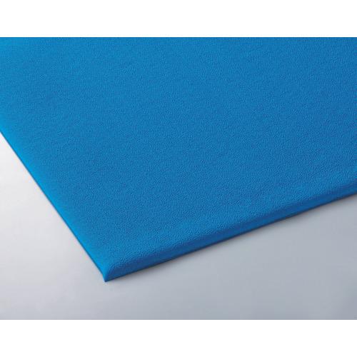 ■コンドル (クッションマット)ケアソフト クッションキング #12 ブルー F-154-12-BL 山崎産業(株)[TR-2819228]