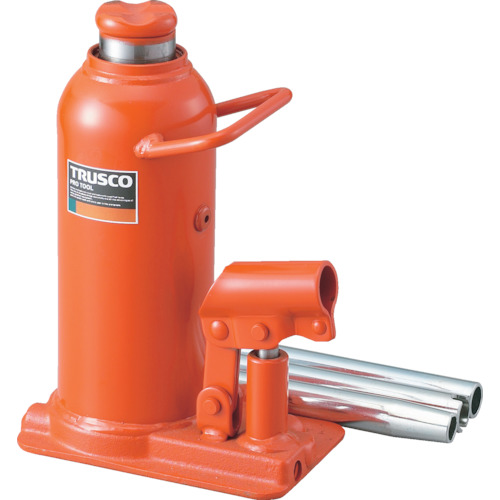 ■TRUSCO 油圧ジャッキ 10トン TOJ-10 トラスコ中山(株)[TR-2882205]