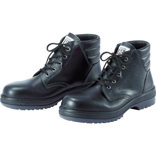 ■ミドリ安全 ラバーテック中編上靴 25.5cm RT920-25.5 ミドリ安全(株)[TR-2980606]