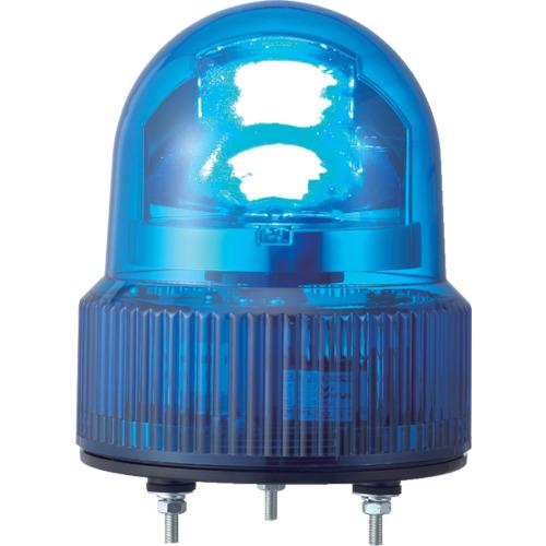 ■パトライト SKHE型 LED回転灯 Φ118 オールプラスチックタイプ SKHE-100-B (株)パトライト[TR-3239977]