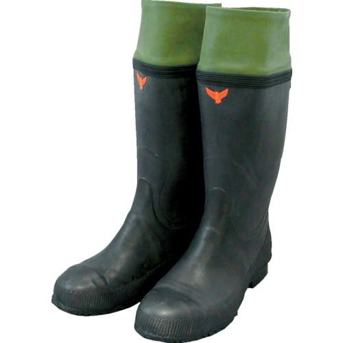 ■SHIBATA 防雪安全長靴(裏無し) SB311-25.0 シバタ工業(株)[TR-3242471]