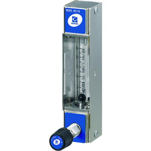 ■コフロック 小型フローメータRK1710シリーズ  〔品番:RK1710-AIR-5L/MIN〕[TR-3361772]