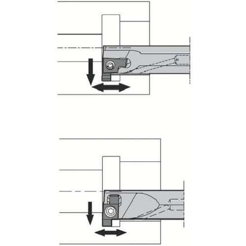 ■京セラ 溝入れ用ホルダ SIGER3232E-EH 京セラ(株)[TR-3401782]