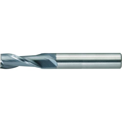 ■ユニオンツール 超硬エンドミル スクエア φ6.4×刃長16 C-CES [TR-3409546]
