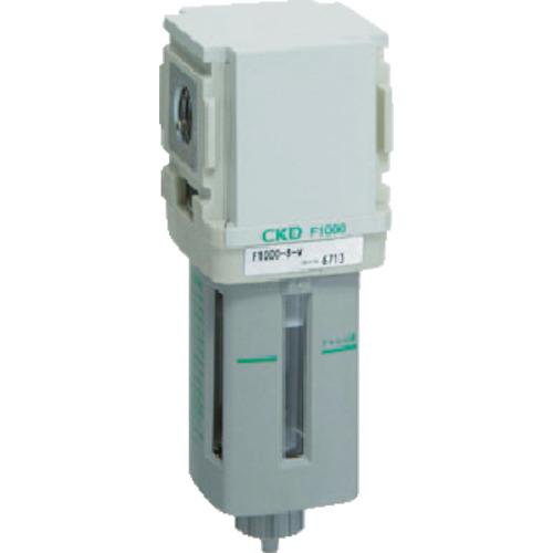 ■CKD エアフィルター F8000-25-W CKD(株)[TR-3444775]
