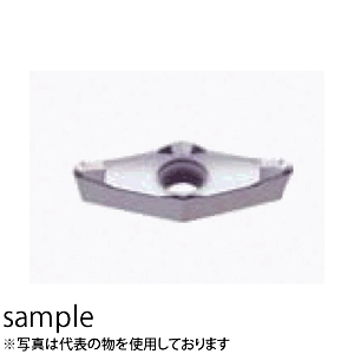 ■タンガロイ 旋削用G級ポジTACチップ KS05F(10個) VCGT160404-AL タンガロイ[TR-3457117×10]