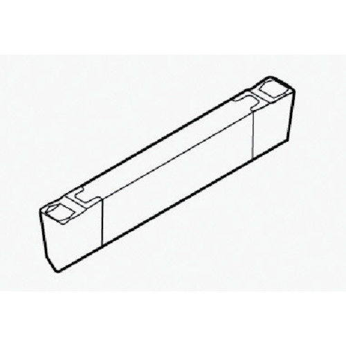■タンガロイ 旋削用溝入れTACチップ GH330(5個) CGD500 タンガロイ[TR-3457648×5]