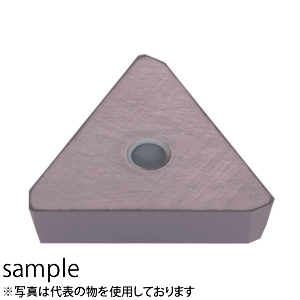 ■タンガロイ 転削用K.M級TACチップ UX30 UX30 10個入 〔品番:TPKN43ZTR〕[TR-3495558×10]