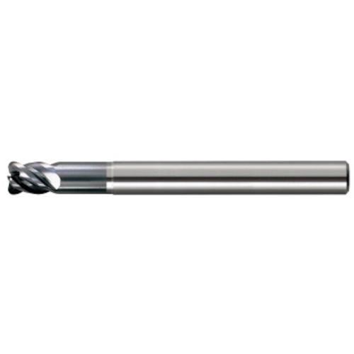 ■ユニオンツール 超硬エンドミル ラジアス φ3×コーナR0.8 CRRS4030-08-09 [TR-3574334]