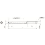 ■京セラ ドリル用ホルダ SS16-DRC145M-8 京セラ(株)[TR-3576264]