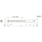 ■京セラ ドリル用ホルダ SS16-DRC150M-8 京セラ(株)[TR-3576299]