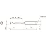 ■京セラ ドリル用ホルダ SS10-DRC095M-5 京セラ(株)[TR-3576434]