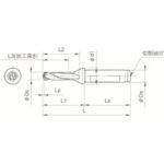 ■京セラ ドリル用ホルダ SF25-DRC200M-3 京セラ(株)[TR-3576698]