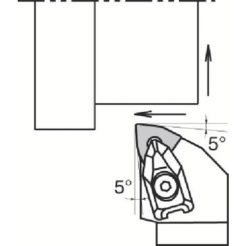 ■京セラ 外径加工用ホルダ DWLNL2020K-08 京セラ(株)[TR-3580415]