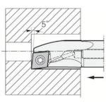 ■京セラ 内径加工用ホルダ A10L-SCLPR08-12AE 京セラ(株)[TR-3582515]