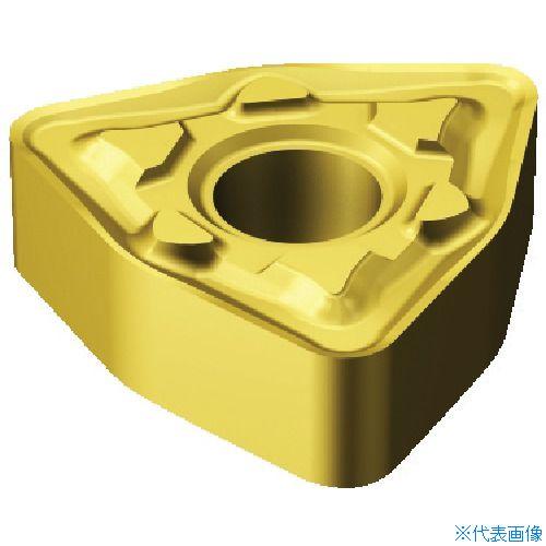 ■サンドビック T-Max P 旋削用ネガ・チップ 1125(10個) WNMG [TR-3583082×10]
