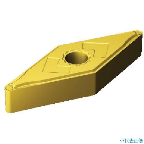 ■サンドビック T-MAX P 旋削用ネガ・チップ 1515 1515 10個入 〔品番:VNMG〕[TR-3583970×10]