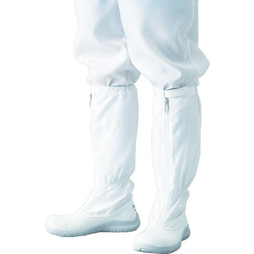 ■ADCLEAN シューズ・安全靴ロングタイプ 24.5cm G7760-1-24.5 (株)ガードナー[TR-3614603]