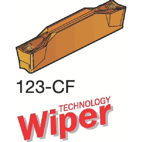 ■サンドビック コロカット2 突切り・溝入れチップ 1145(10個) N123G2-0300-0001-CF [TR-3626342×10]