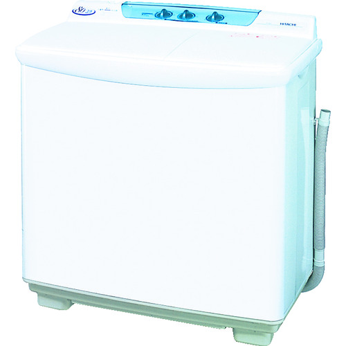 ■日立 2槽式洗濯機  〔品番:PS-80SW〕[TR-3632211]【大型・重量物・個人宅配送不可】