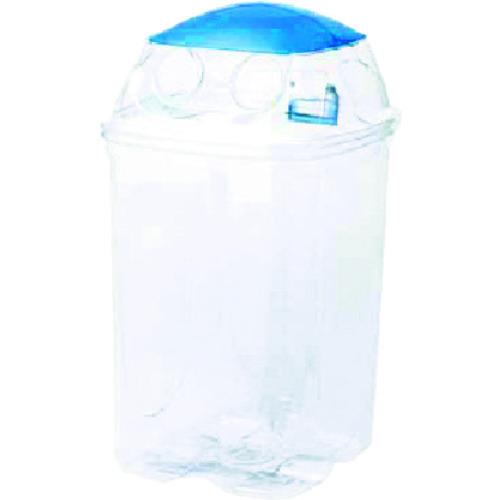 ■積水 ニュー透明エコダスター#90 ビン用〔品番:TPDN9B〕[TR-3646971]【大型・重量物・個人宅配送不可】
