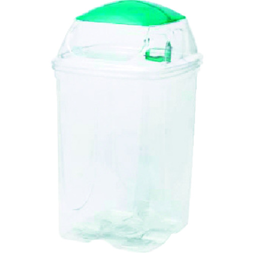 ■積水 ニュー透明エコダスター#90 ペットボトル用〔品番:TPDN9G〕[TR-3646980]【大型・重量物・個人宅配送不可】