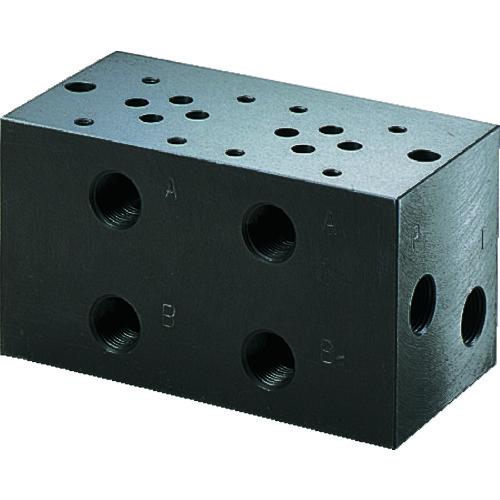 ■ダイキン マニホールドブロック 配管接続口径Rc3/8 BT-202-50 ダイキン工業(株)[TR-3648451]