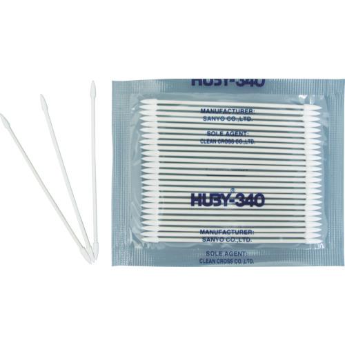 ■HUBY ファインベビースワッブ(ハードシャープポイントスリム)(8000本入) BB-013MB [TR-3651894]