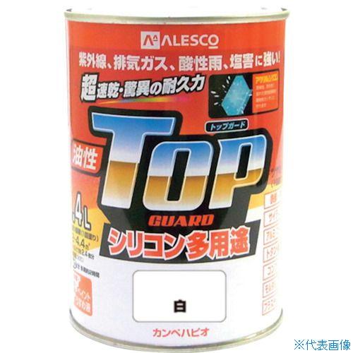 卓越 買取 カンペハピオ 塗料 ■KANSAI カンペ 品番:119-0014 TR-3651991 油性トップガード0.4L白