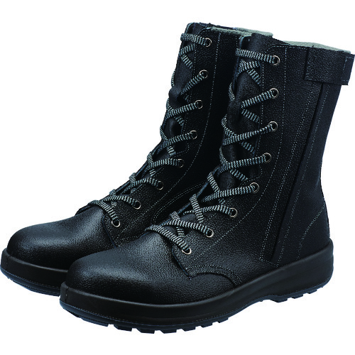 ■シモン 安全靴 長編上靴 SS33C付 23.5cm SS33C-23.5 シモン[TR-3682986]