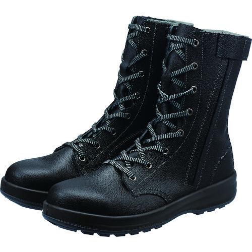 ■シモン 安全靴 長編上靴 SS33C付 25.5cm SS33C-25.5 (株)シモン[TR-3683028]