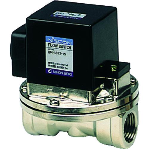 ■日本精器 フロースイッチ 10A 低流量用 BN-1321L-10 日本精器(株)[TR-3741516]