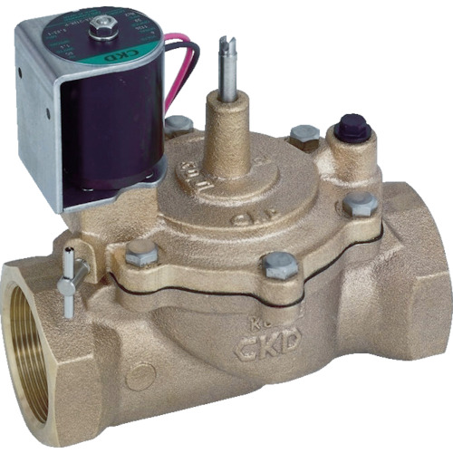 【スーパーセール】 ?CKD 自動散水制御機器 電磁弁 RSV-40A-210K-P CKD(株)[TR-3768805]:セミプロDIY店ファースト-ガーデニング・農業