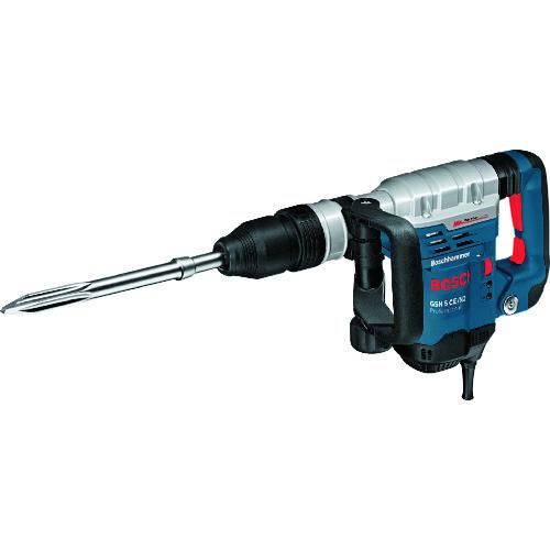 最高品質の ボッシュ(株)[TR-3785025]:セミプロDIY店ファースト ?ボッシュ ハツリハンマー(SDSーmax) GSH5CE/N2-DIY・工具