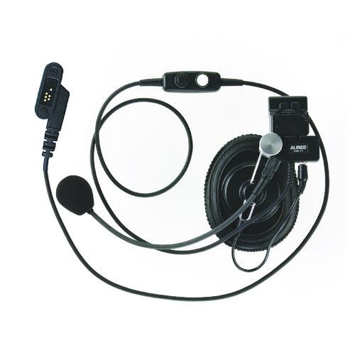 ■アルインコ ヘルメット用ヘッドセット(スプリングプラグ)  〔品番:EME40A〕[TR-3853799]