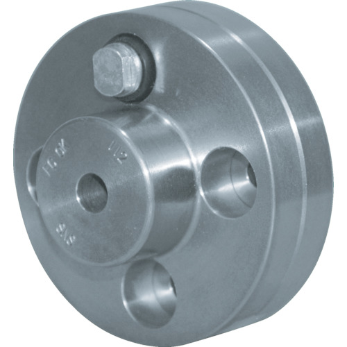■カネミツ フランジ形たわみ軸継手CL呼び径180 CL180SET (株)イノテック[TR-3853993]